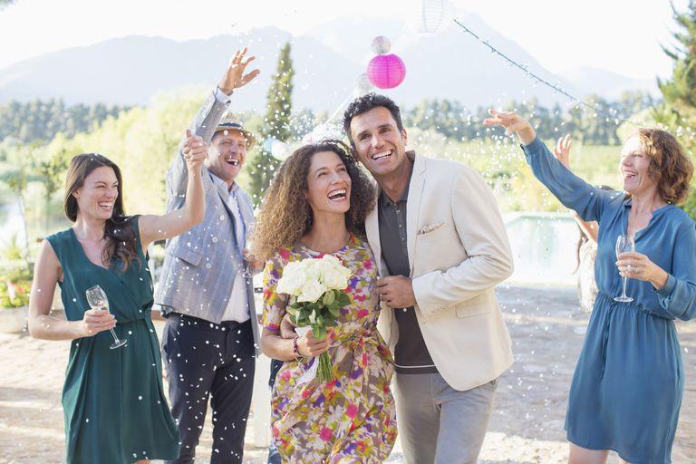 Nuevas y diferentes maneras celebrar una boda - Boda informal ...