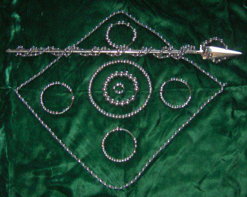 Sikhism Steel Mala Rosary Prayer Beads