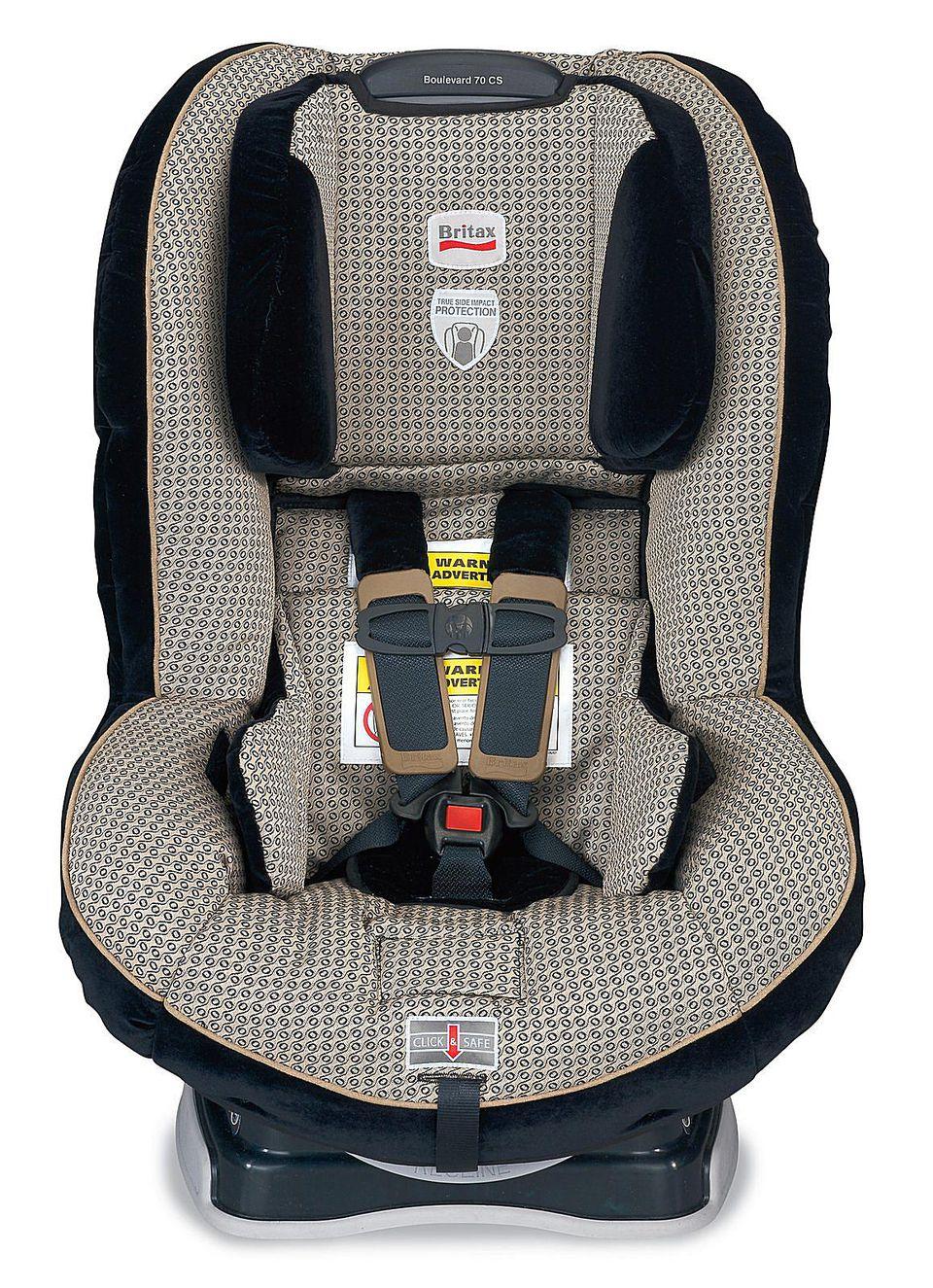 Britax Boulevard CS Car Seat