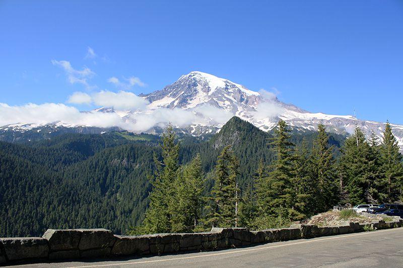 Mount Rainier National Park Visitor Information