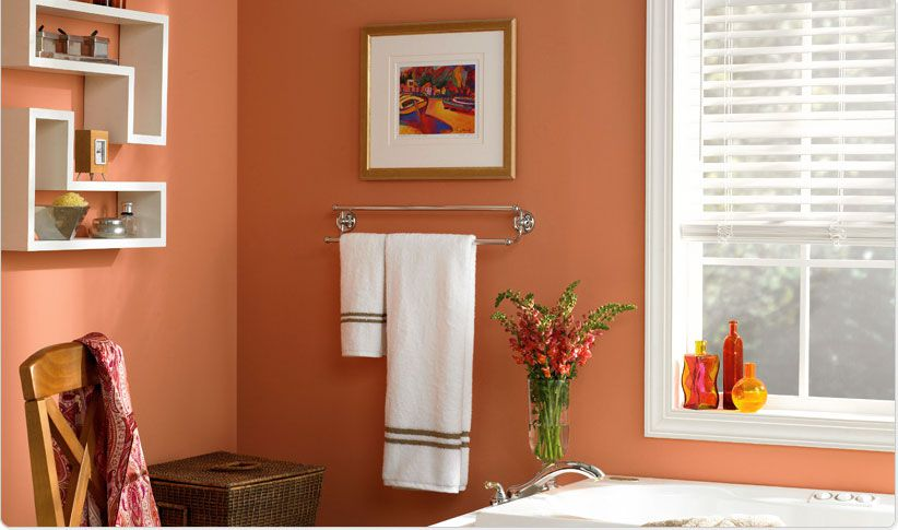 paint colors for bathrooms. peach bathroom paint colors Bathroom Paint Colors to Inspire Your Design