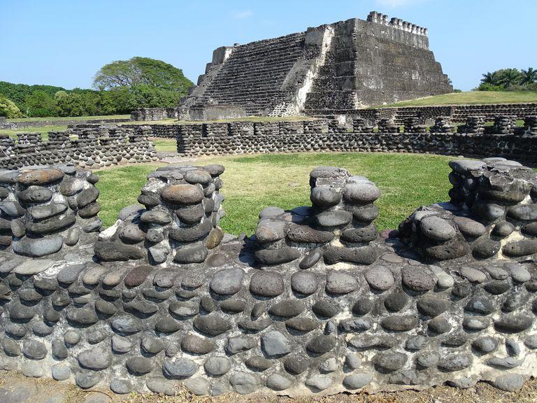 Cempoala, Coastal Totonac Site in Veracruz