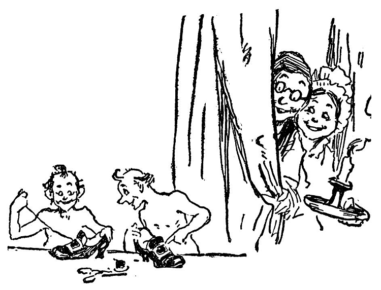 The Elves and the Shoemaker - Brothers Grimm