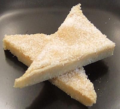 Three Ingredient Shortbread Photo (c) by Carroll Pellegrinelli, licensed to About.com