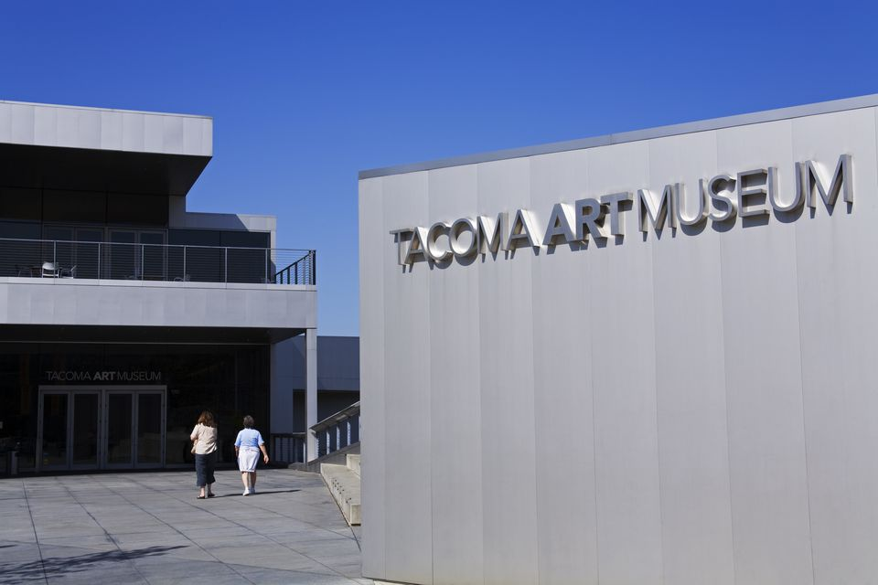 Tacoma Art Museum.