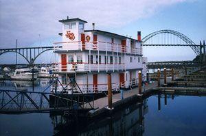 Newport Oregon Trip Planner