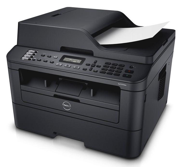 Dell Multifunction Monochrome Printer E515dw