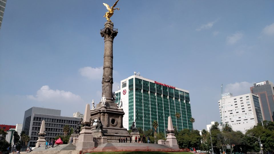 Reforma  Mexico City Food