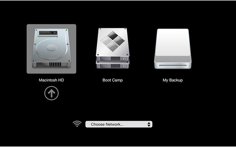 Apple Mac Force Shutdown