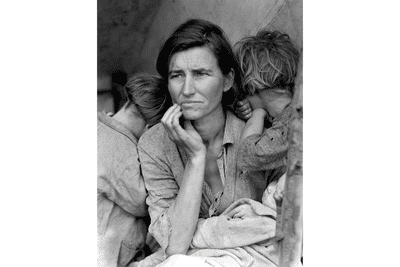 an analysis of the life of dorothea lange a brief biography of a photographer Recent novels about the lives of photographer edward muybridge and  doesn't  stay within the facts of that image: this is not a novel about lange,  dorothea  lange's 1936 migrant mother photo of florence owens sold for.