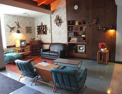 This Chic Urban Home Was A Mid Century Grain Silo