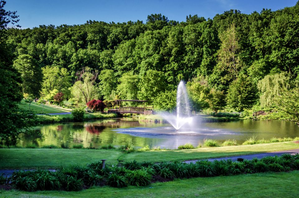 15 Best Gardens In The Washington Dc Capital Region