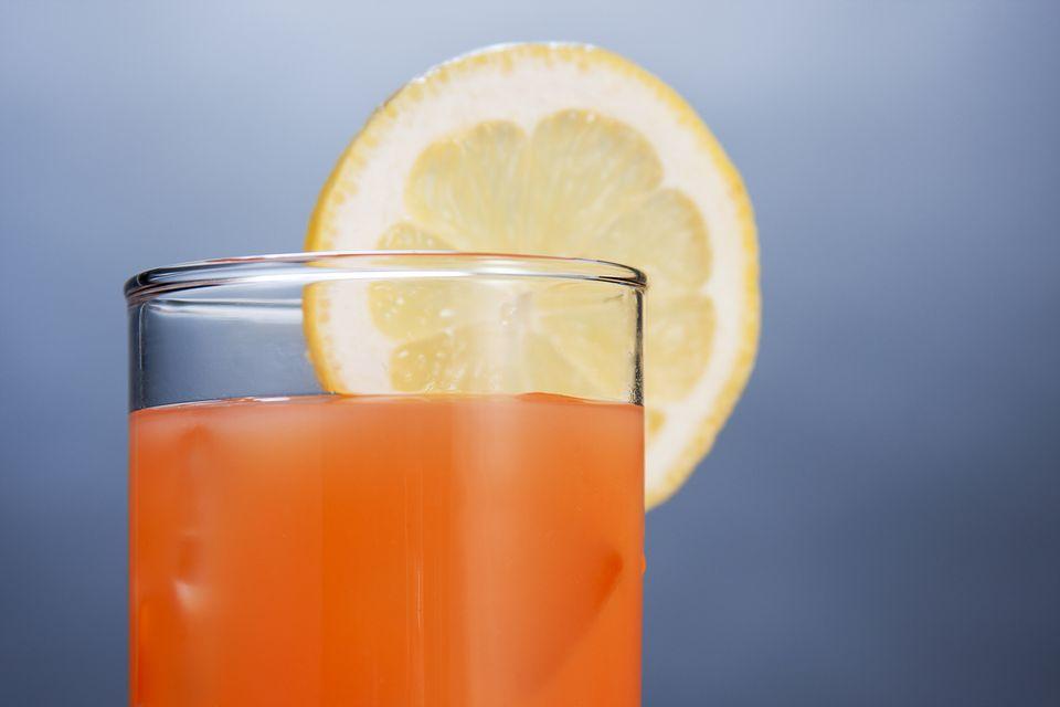 Cardinal Punch Mocktail Recipe