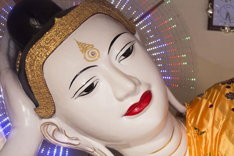 Lipsstick Buddha