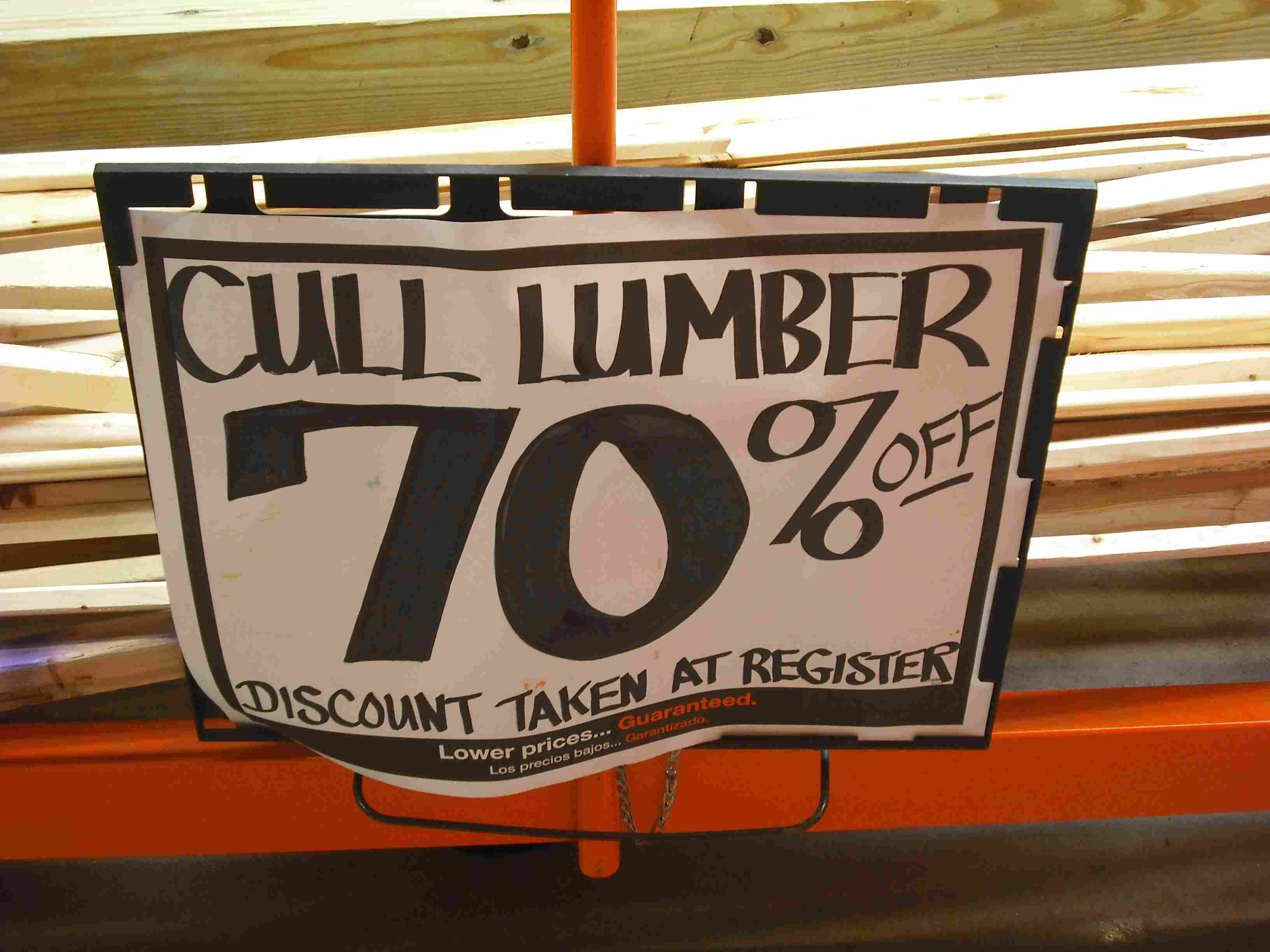What You Need to Know About Cull Lumber