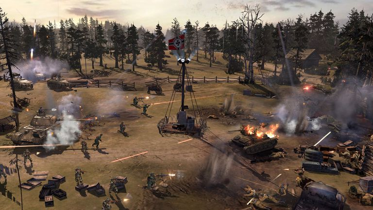 Top 17 world war ii real time strategy pc games for Best windows in the world