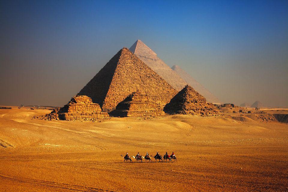 Online Kids Tour Of Egyptian Pyramids