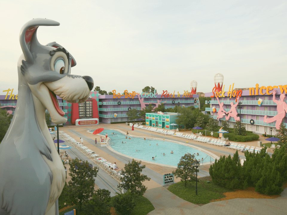 8 Cheapest Disney World Hotels