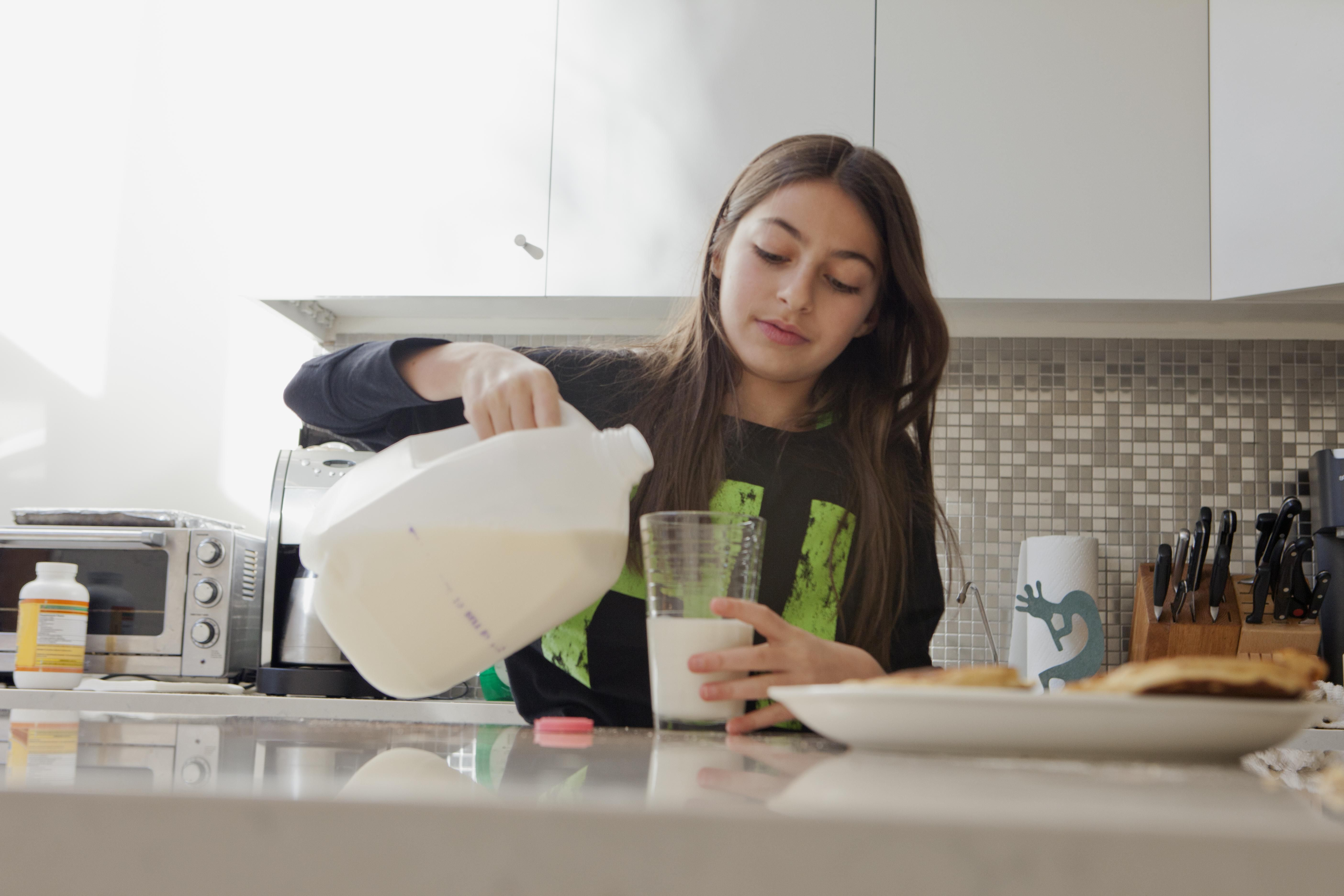 Why Drinking Milk is Still Recommended for Kids