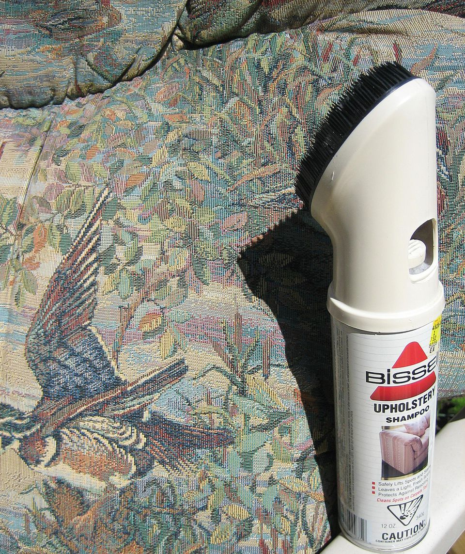 Bissell Upholstery Shampoo