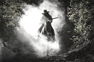 Old West Bounty Hunter
