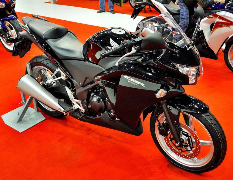 CBR250R Honda
