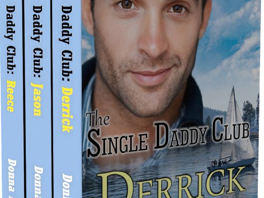 Single Daddy Club - boxed set - jackets