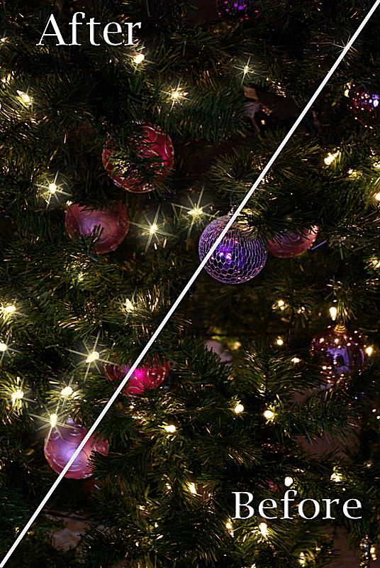 Christmas Light Twinkle
