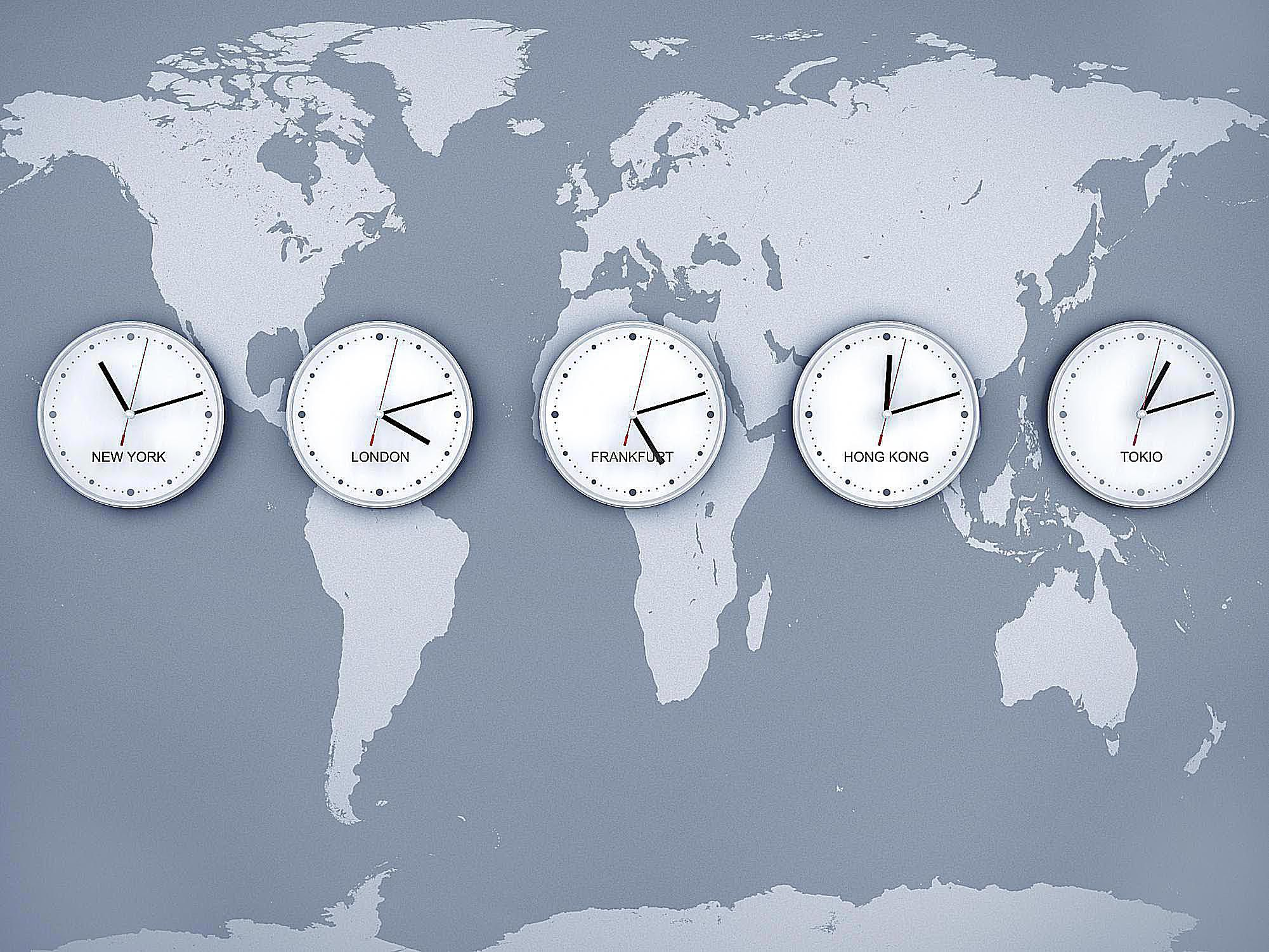 The history of how time zones came to be amipublicfo Choice Image