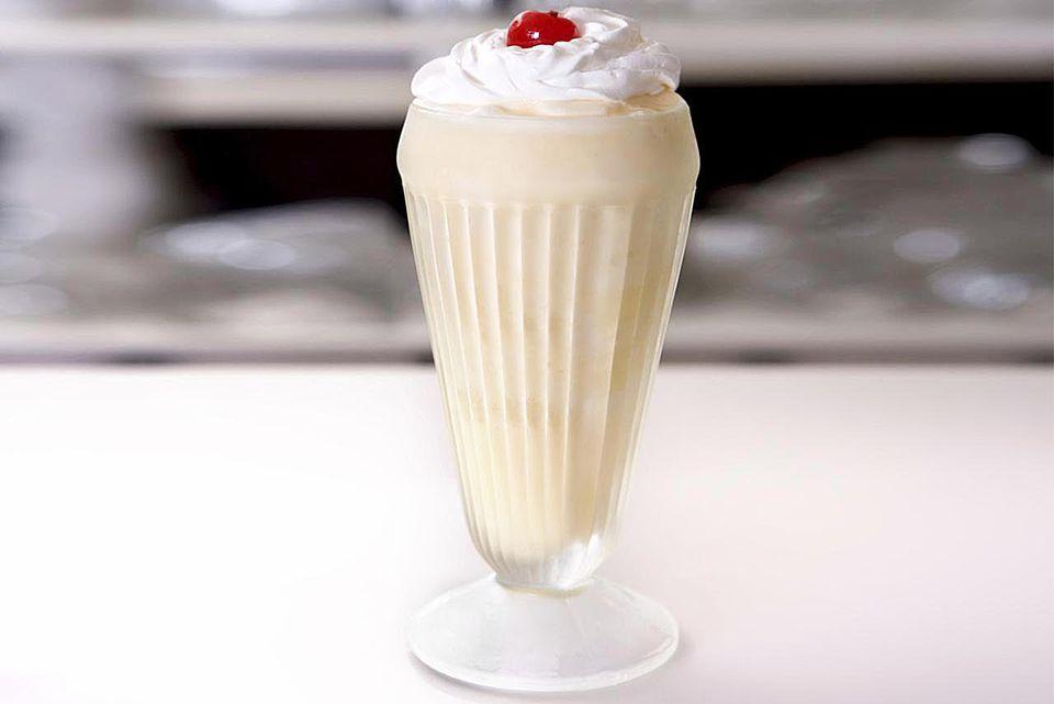 Vanilla Malted Milk Shake Recipe