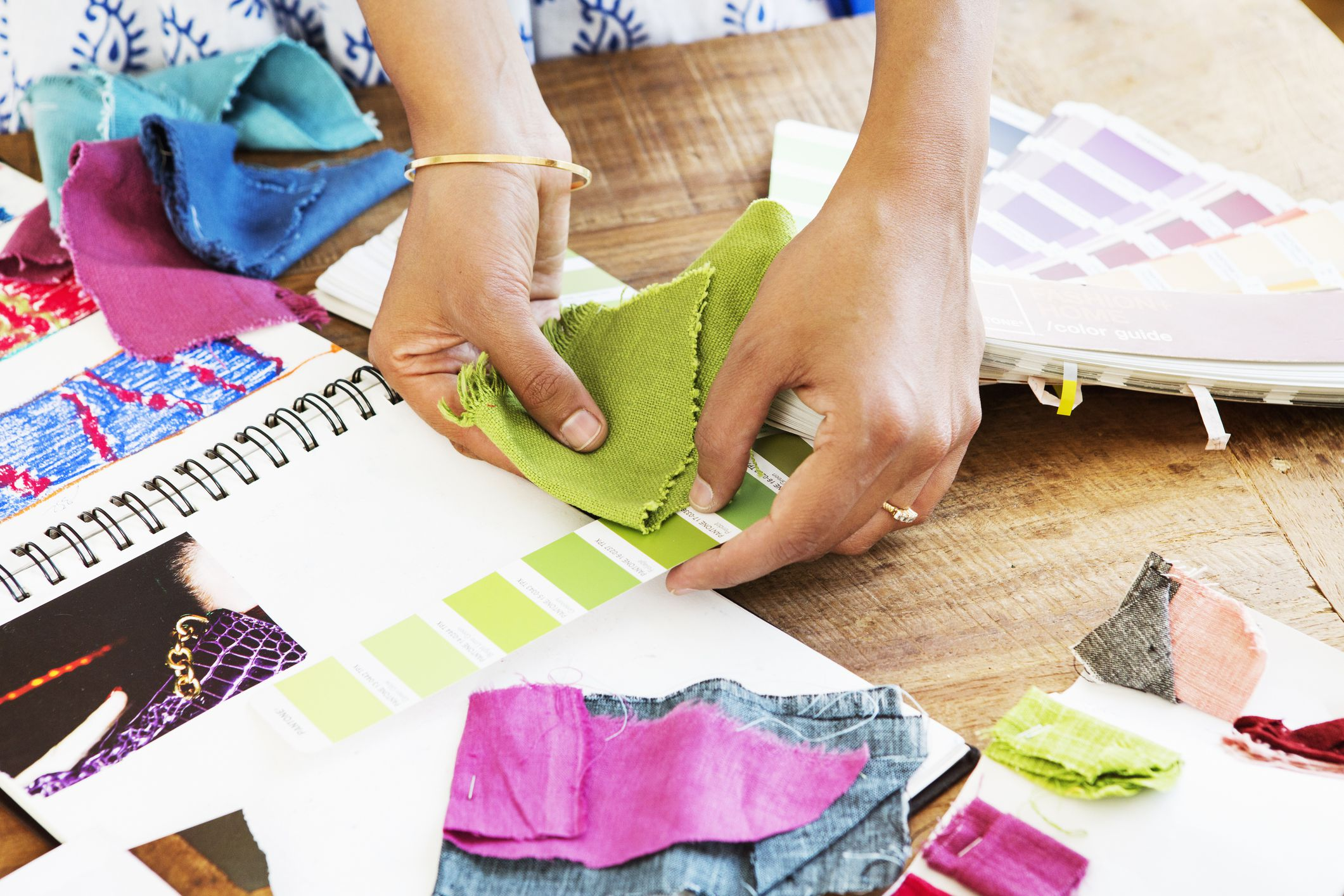How To Create A Color Mood Board