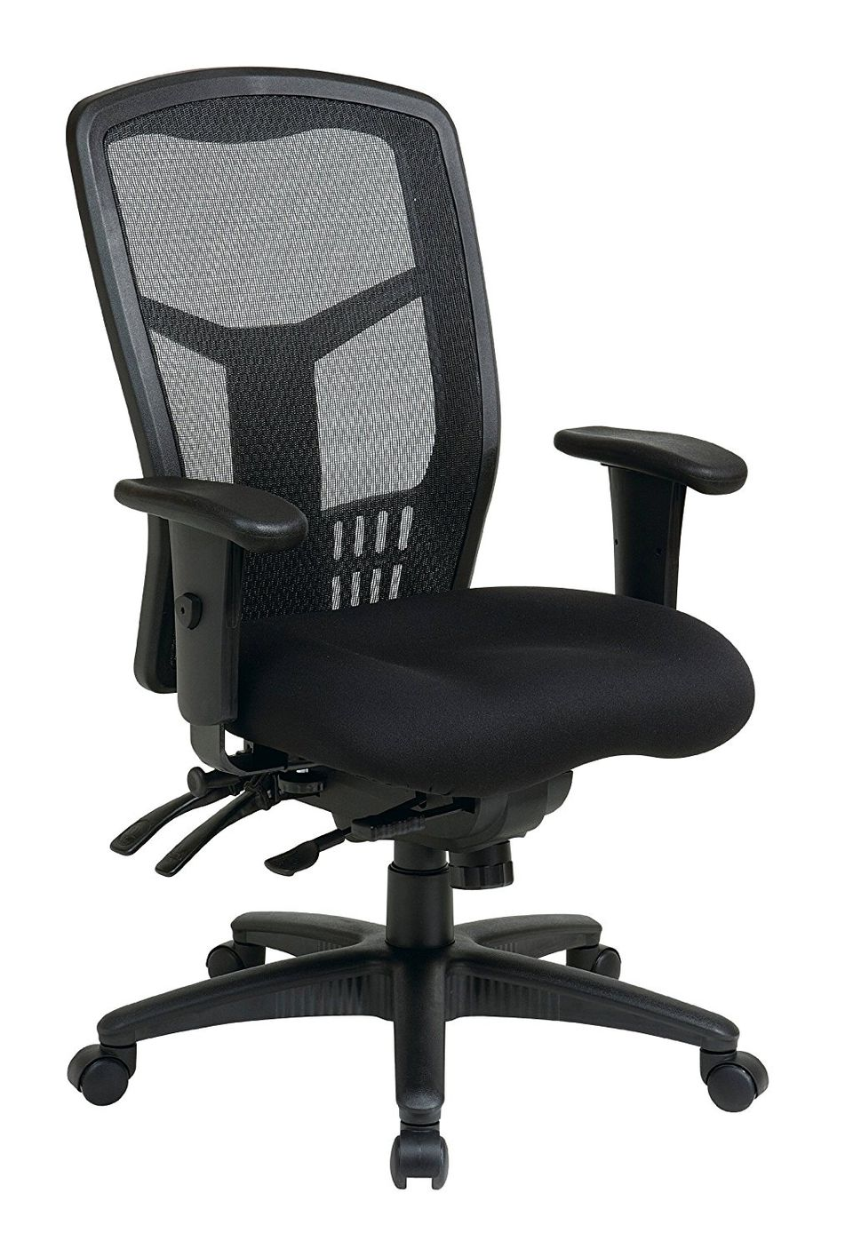 The 7 best ergonomic office chairs to buy in 2018 for Best office desk chairs