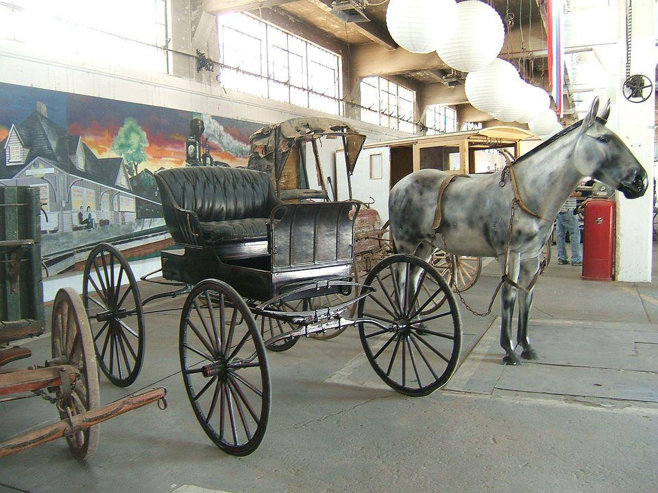 Wheels Museum Carts