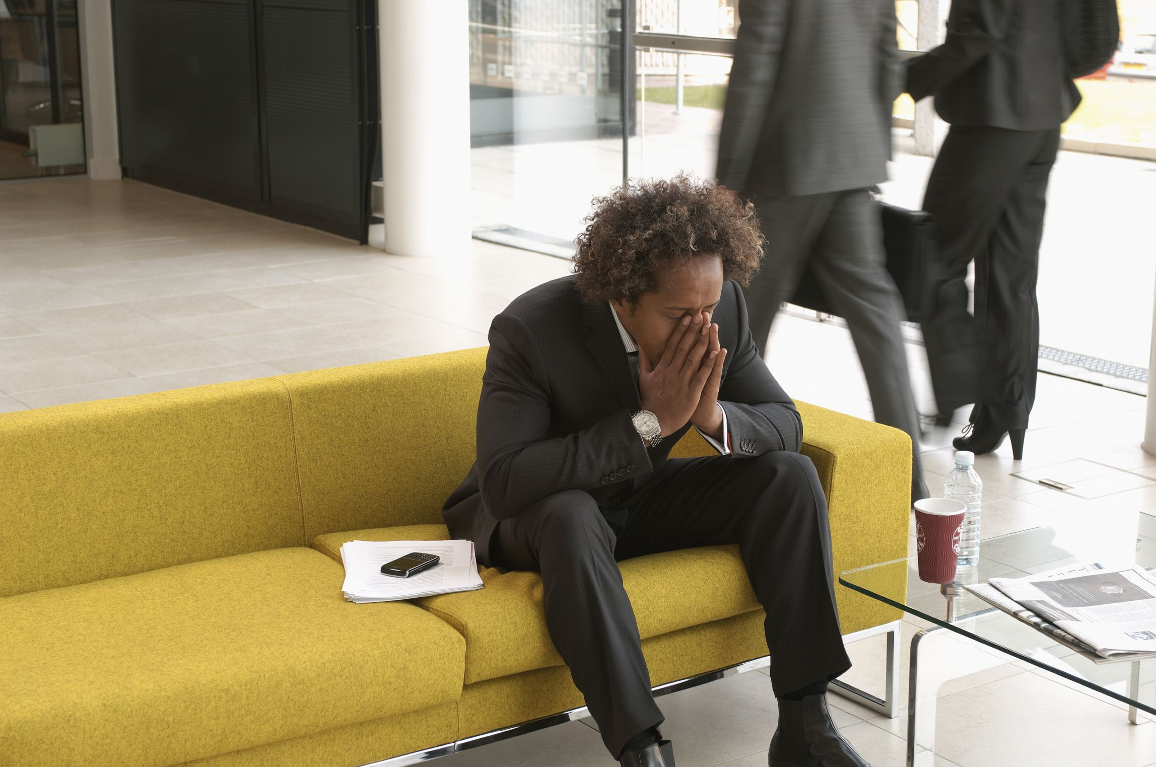 How To Avoid Job Interview Stress
