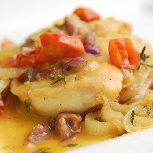 Chicken Marengo: Napoleon's favorite