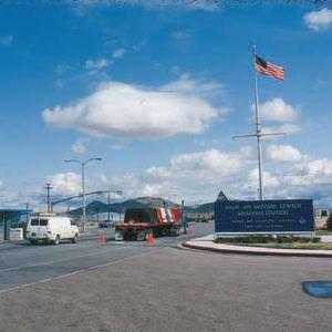 Naval Air Weapons Station China Lake