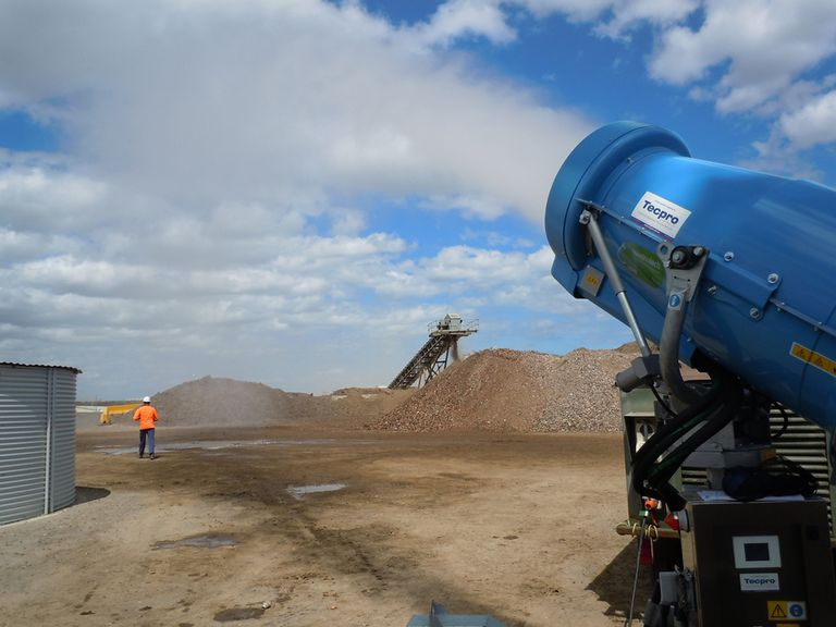 How to control dust at a construction site for Construction interior dust control