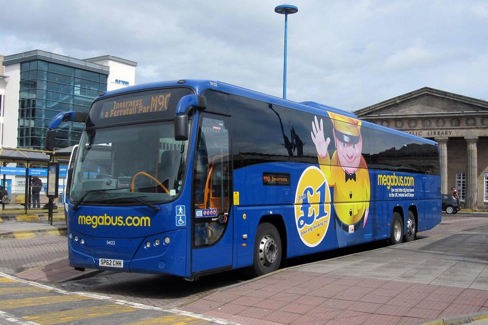 Megabus offers low cost bus transportation in North America and Europe.