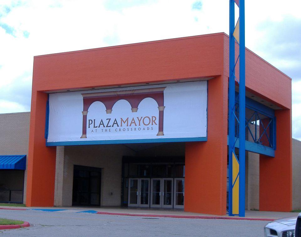 Plaza Mayor at the Crossroads