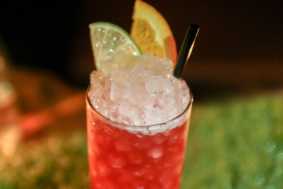 Campari's Cold in the Shadows Cocktail Recipe by Pamela Wiznitzer