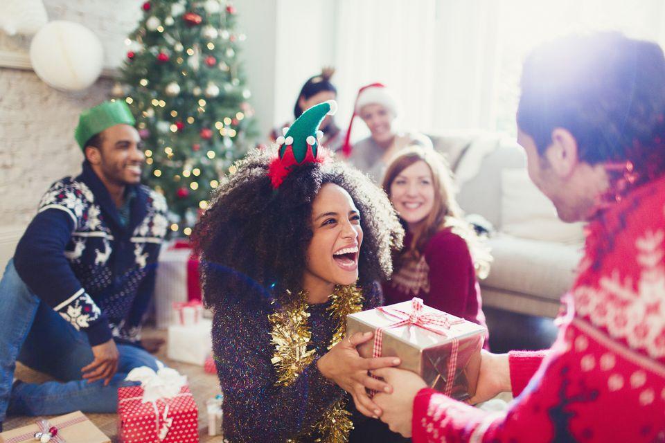 Christmas gift exchange