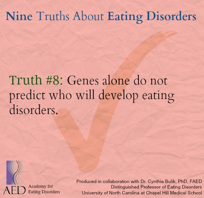 9 Essential Facts About Eating Disorders
