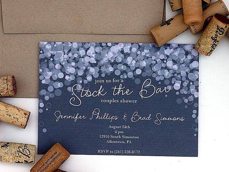 Free printable bridal shower invitations bubbly couples wedding shower invite by diy network solutioingenieria Image collections
