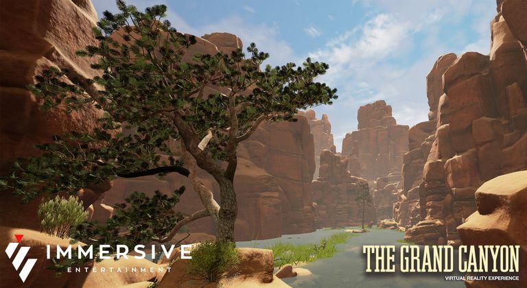 The Grand Canyon Experience (screenshot)