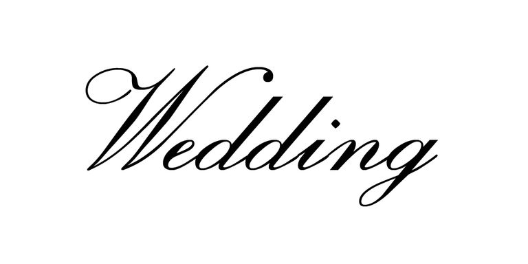 wedding in the free font exmouth - Fonts For Wedding Invitations