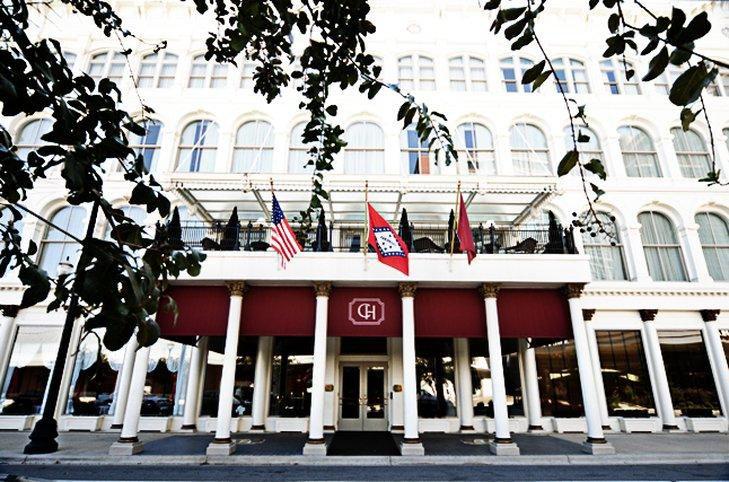 The Capital Hotel