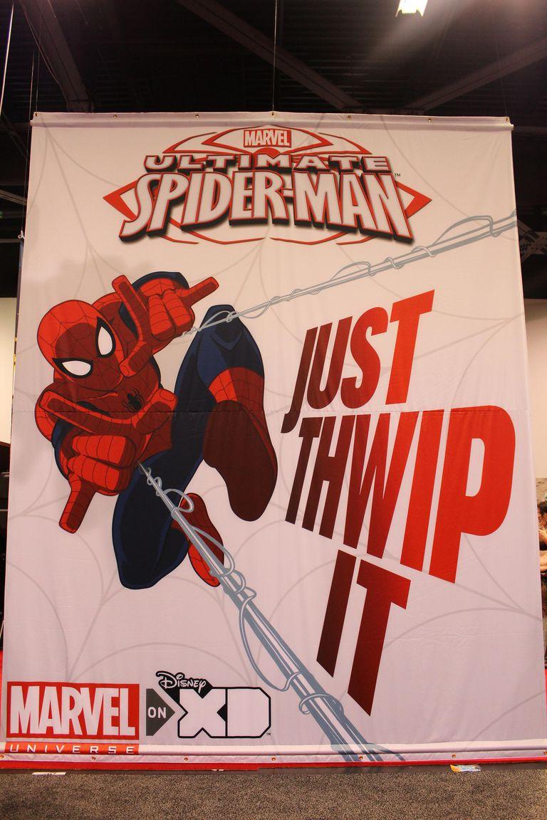 Ultimate Spider-Man banner
