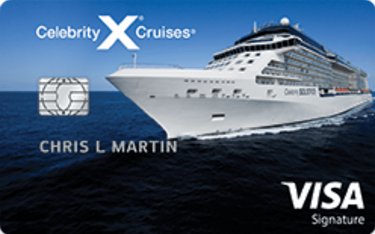Celebrity X Cruises Credit Card - Ask Mr Credit Card Blog