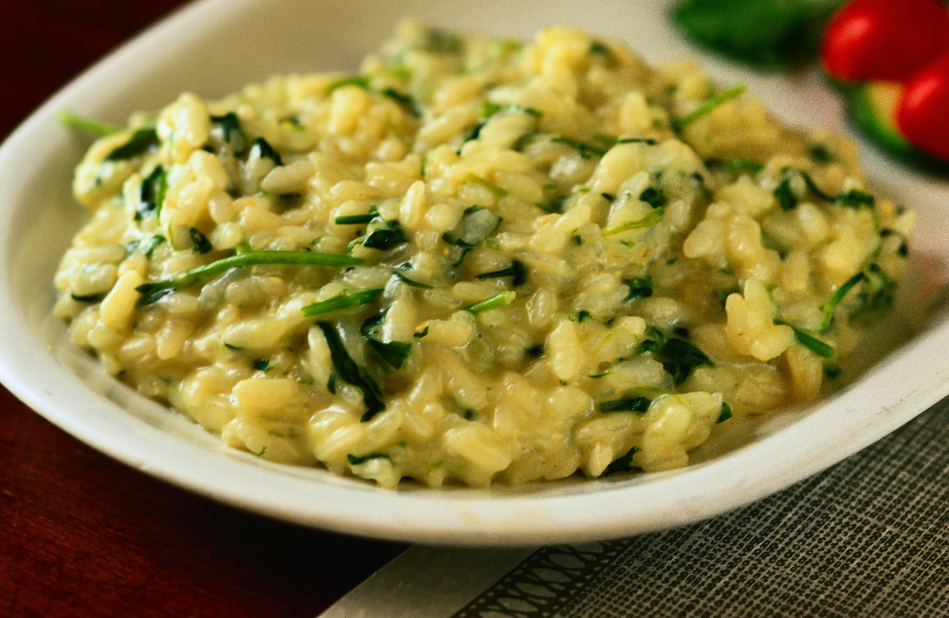 Baked Risotto Recipe