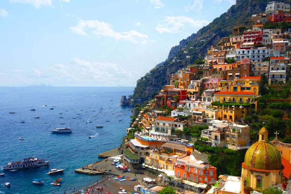 Italy On A Budget Amalfi Coast Tour